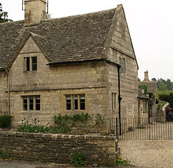 33 The Square - Self catering in Bibury