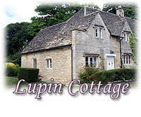 Lupin Cottage in Bibury
